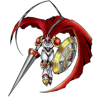 Royal Knight: Gallantmon.