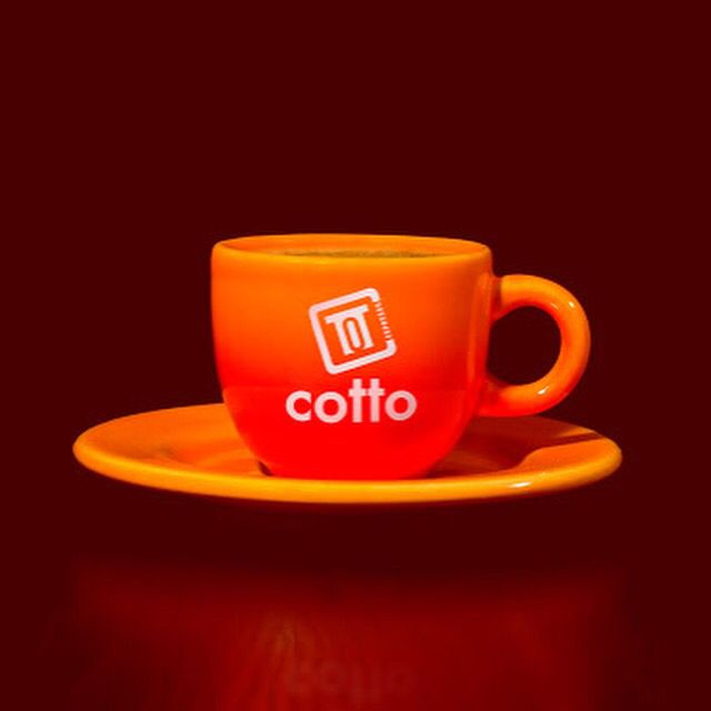 Cotto Espresso's Brand Identity rejuvenation.   Developed by Bedrock Asia.