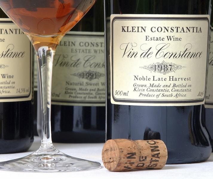 Vintage Vin de Constance