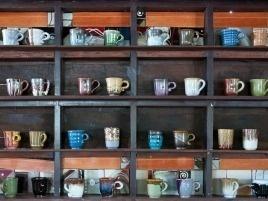 Dall'Oriente alle nostre cucine, ma non solo: la ceramica #Casa #Arredo #Kitchen