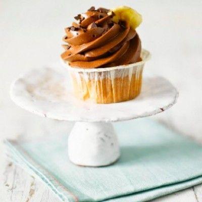 Cupcakes Banaan & Chocolade
