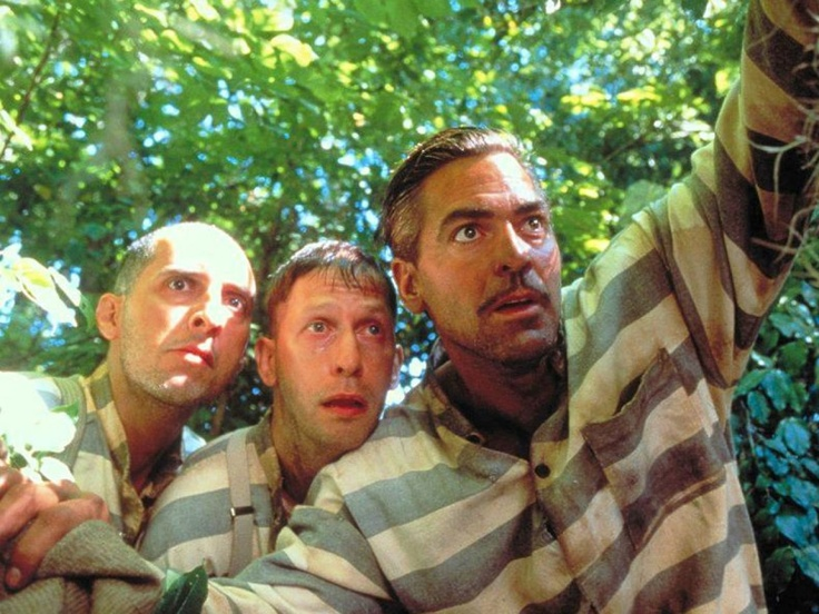 O Brother, Where Art Thou?George Clooney, Big Screens, Coen Brother, Art, Book, Favorite Character, Favorite Movie, Entertainment, Favorite Film