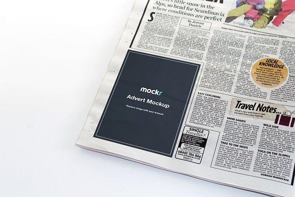 Newspaper Mockup Psd Mockup Free Psd Mockup Psd Free Mockup