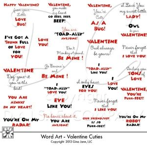 valentine's day card sayings friendship