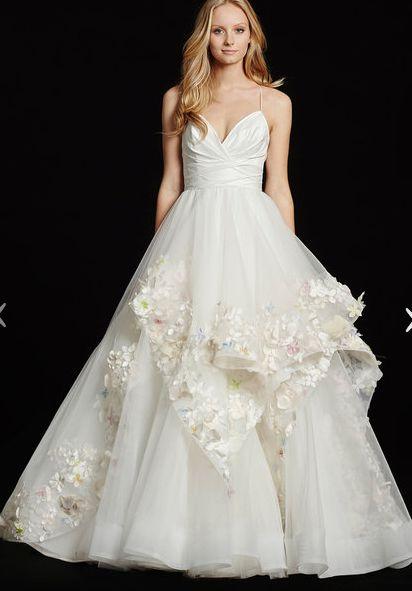 Discount hayley paige wedding dresses-4826