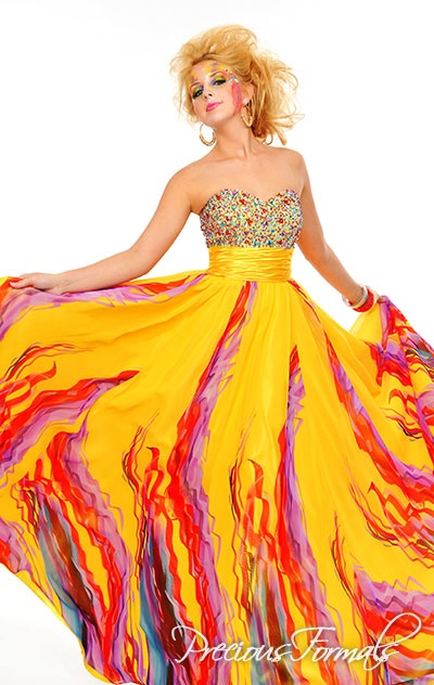 Precious Formals Prom Dresses Glamorous Gowns And