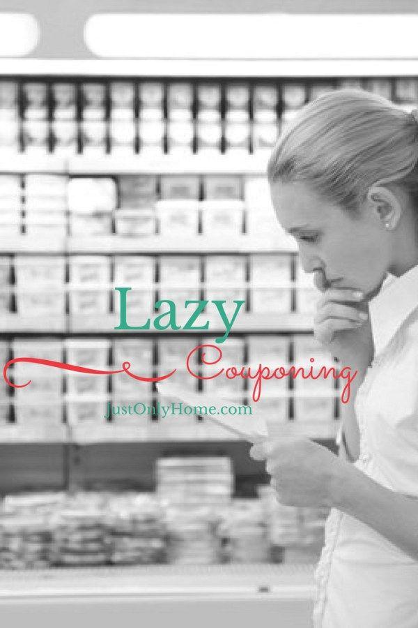 Lazy Coupon Deals