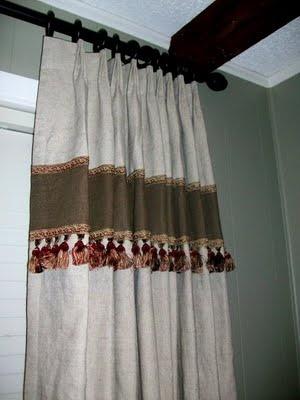 Window Treatments Make The Room