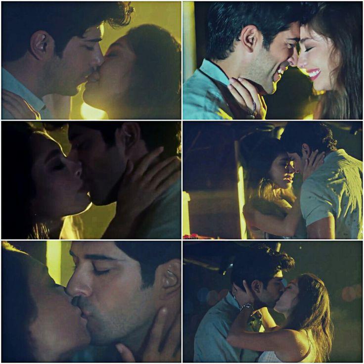 #Kissing #Kara Sevda #Nihan #Kemal #Love
