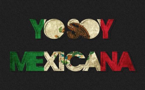 Soy Mexicana