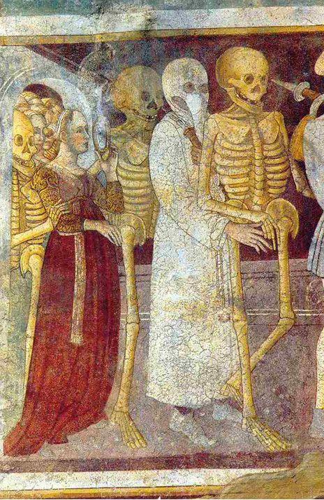 Squelettes gisants danses macabres une collection d for Histoire macabre