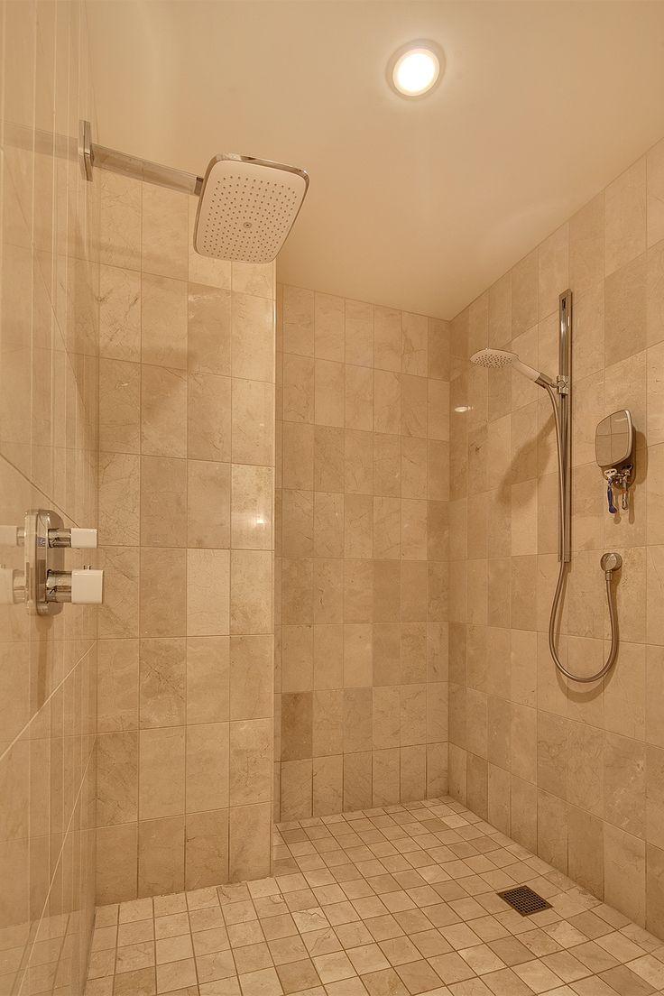 Now that is a shower! #condolife #masterbath #bathroomideas