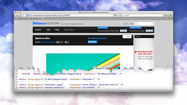 Web design tips.