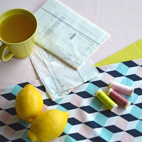 BOXI, Powder | NOSH Fabrics Pre Spring 2016 Collection | Shop at en.nosh.fi | Kevään 2016 kausimalliston kankaat saatavilla nyt nosh.fi
