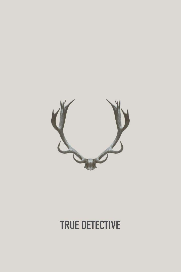 true by emsvizyon Illustration :  True Detective