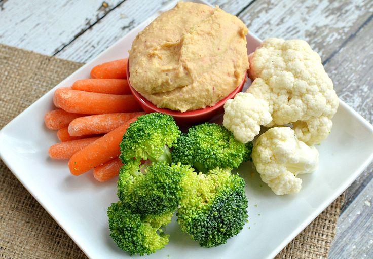 Nom. Habanero Hummus Recipe.