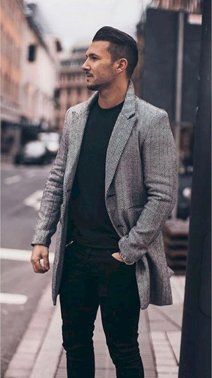 44 Classy Business Casual Outfit Idea for Men