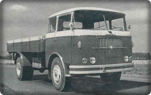 1954 Skoda
