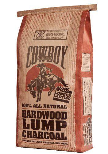 Cowboy 24220 Lump Charcoal, 20-Pound