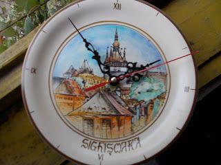 Watches & Clocks  Collection: Ceas Sighişoara