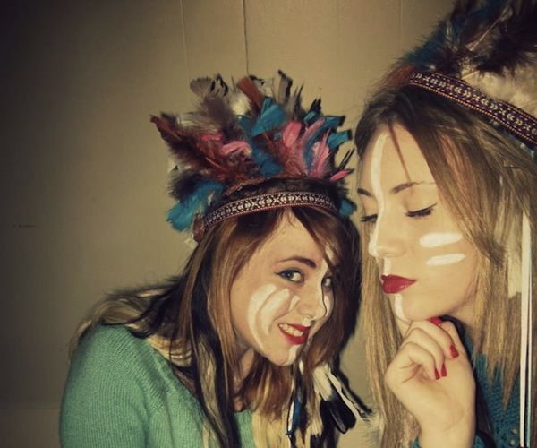 H Screws Up Again: The Headdress & Hipster Saga | Indecent Xposure | IX Daily