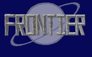 Play Frontier - Elite 2 Commodore Amiga online | Play retro games online at Game Oldies