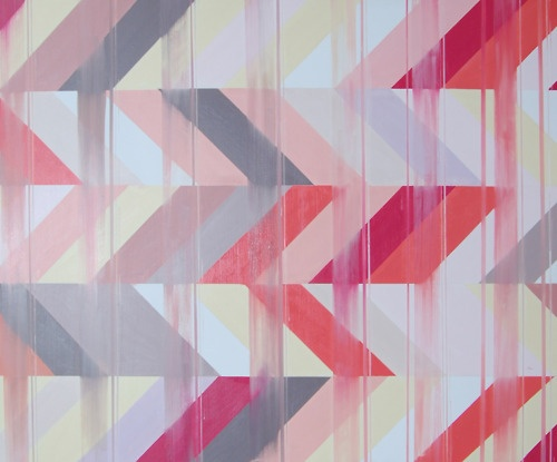 Taryn Coulson: My Friend, Colors Combos, Colors Chevron, Angular Colors, Colors Mixed, Pastel Chevron