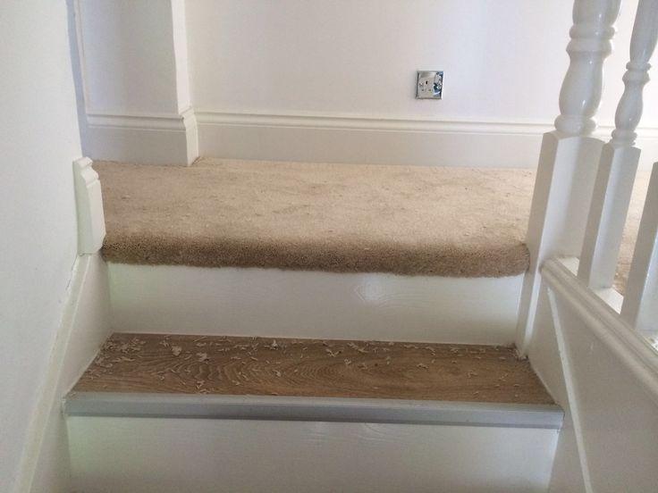 Beige Landing Carpet · LandingStairsCarpets