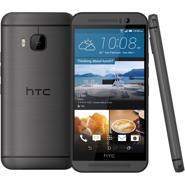 Deal: HTC One M9 Android Smartphone for $359 – 9/28/16 #android #google #smartphones