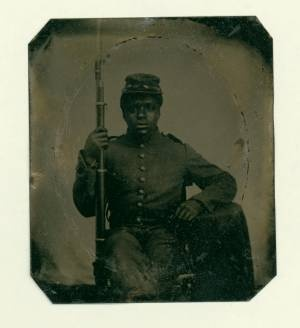 an analysis of black soldiers in the civil war Black soldiers and the civil war research papers report that african american men were often compelled to join the military during the civil war out of government.