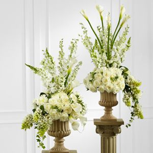 The FTD® Classic White™ Arrangement http://www.gigisflowersandgifts.com/product/the-ftd-classic-white-arrangement-2012/display