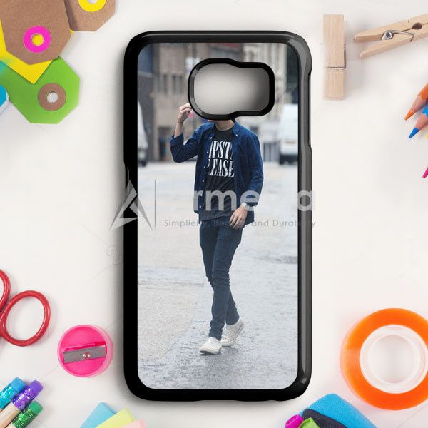 Harry Styles Collage One Direction Samsung Galaxy S6 Case | armeyla.com