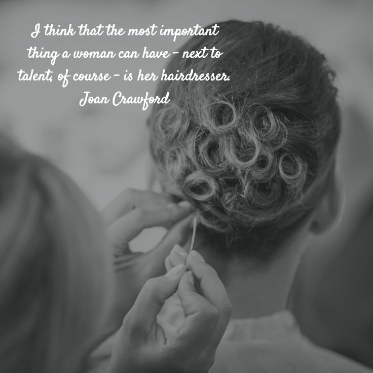 Don't wait to hire your hairdresser and makeup artist! You don't want to be stuck lousy appointment times. Think - 7am appointment when your ceremony is at 5pm.