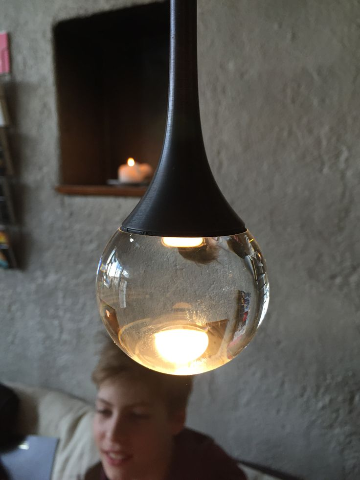 die besten 25 glaskugel lampe ideen auf pinterest. Black Bedroom Furniture Sets. Home Design Ideas