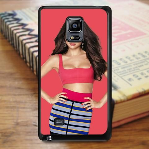 Gorgeous Hot Pink Selena Gomez Samsung Galaxy Note 5 Case
