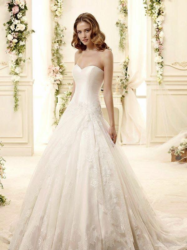 80 белые свадебные платья 2014-15 | свадебные платья 2014-15 по Colets ~ FunFashion1-торговый центр Fashion Show и свадебные платья онлайн