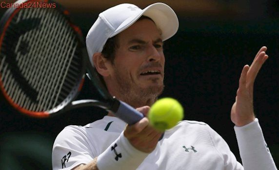 World No. 1 Andy Murray latest to pull out of Rogers Cup