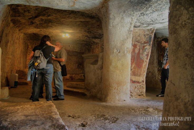 Cripta della Celimanna a Supersano. #tourango #salento #puglia #cripte #tour
