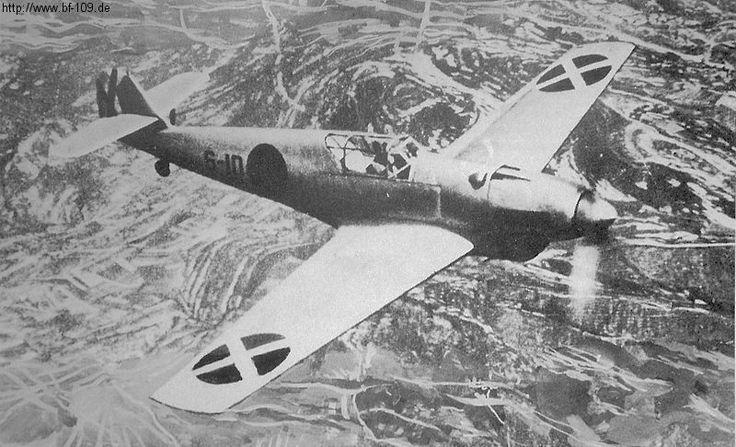 Spain - 1936-39. - GC - Legion Condor - BF- 109B-1