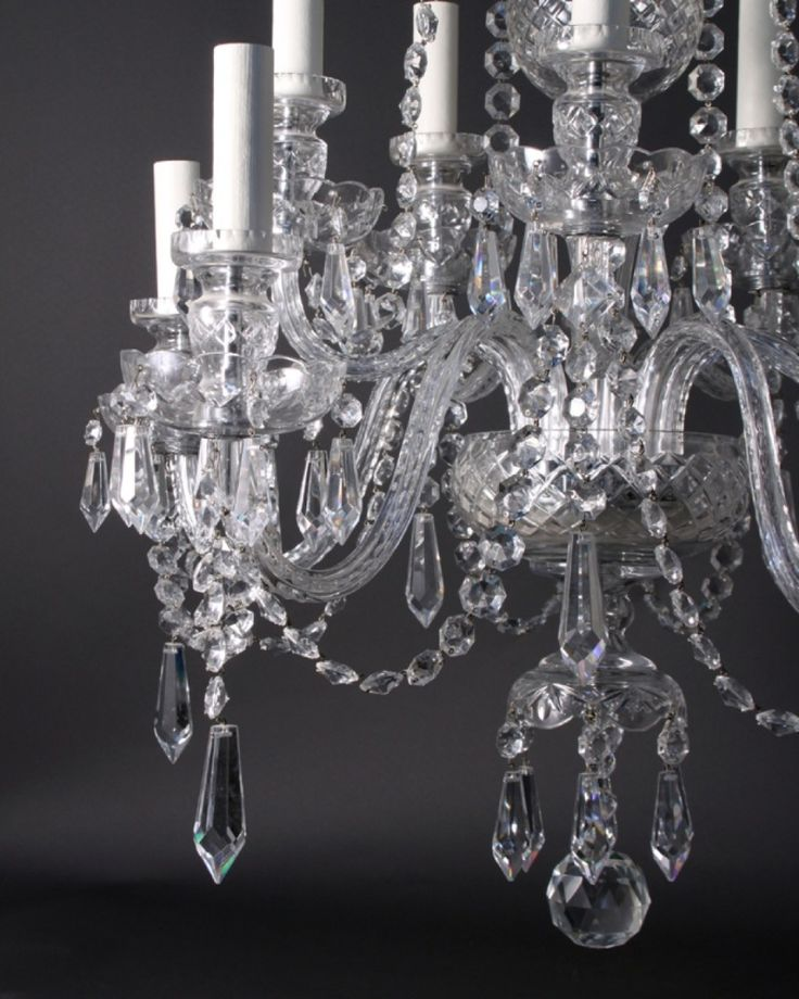 Antique Crystal Chandelier - 19 Best Crystal And Coloured Antique Glass Images On Pinterest