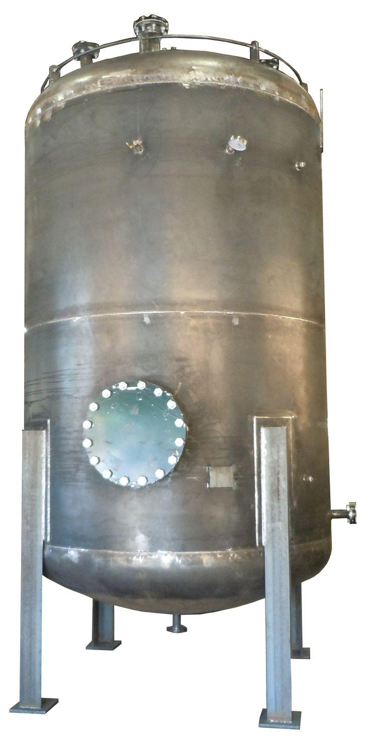 ASME Ammonia Tank