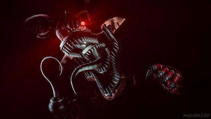 Nightmare Foxy Google+