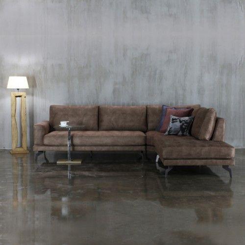 Design γωνιακός καναπές