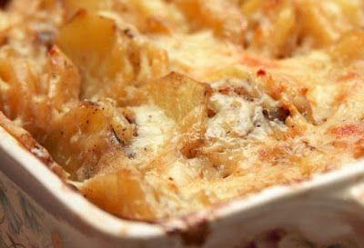 Даже если блюда из картофеля на твоей кухне не в почете, устоять перед этой французской запеканкой — невозможно. Картошка, сливки и сыр соединяются в очень нежный вкусовой букет. Выбери такой сыр,…