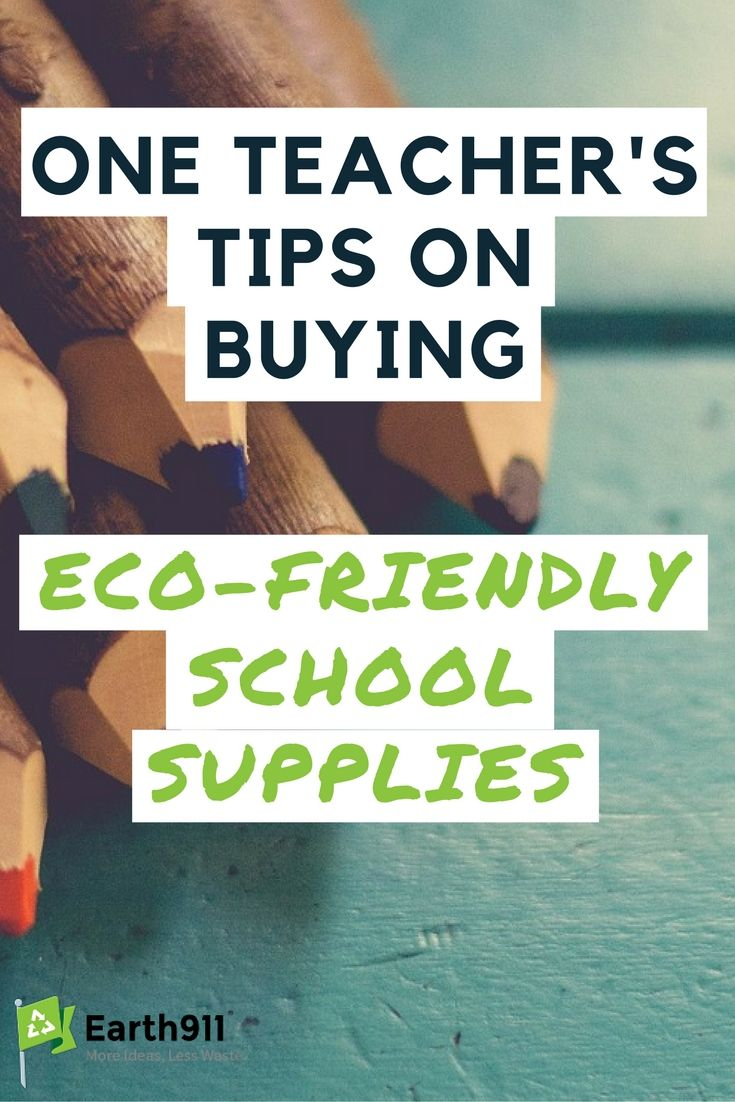 School season is here and with it, school shopping. When looking for school supplies do you ever stop and think about the chemicals your children are being exposed to? Many plastic school supplies may be leaching chemicals into your children's food and environment. Check out this teachers list of school supplies.