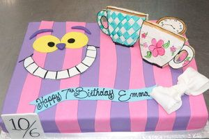 cheshire cat cakes | cheshire cat cake comments more like this