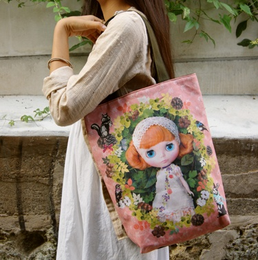 Blythe tote bag: Fash, Sewing, Purse, Like, Objects, Diy, Tote Bags, Blythe Tote