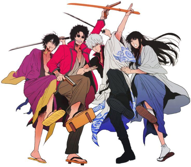 I can see those three fools doing something like that but Takasugi??? Naaaahhh....