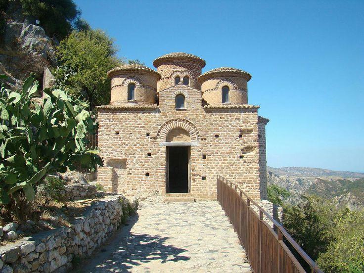 Cattolica di Stilo. IX X secolo