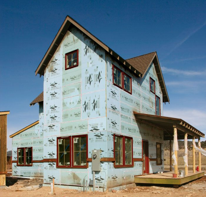 17 best ideas about rigid foam insulation on pinterest for Foam home construction